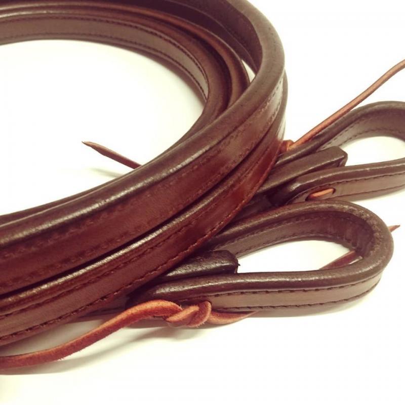 Split Reins 240 cm - doppeltgenäht