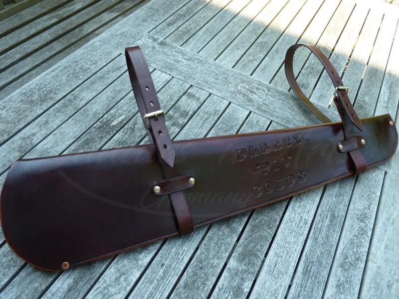 Gewehrhülle - Saddle Scabbard